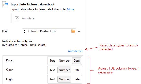 EasyMorph | Export to files